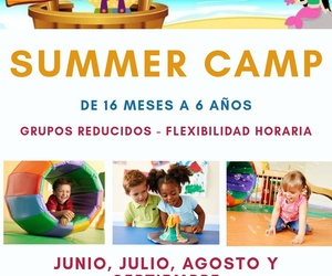 Summer Camp at Gymboree