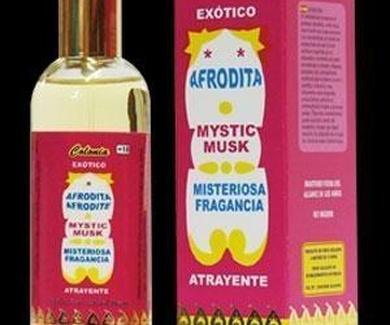 Perfume Afrodita Diosa Del Amor