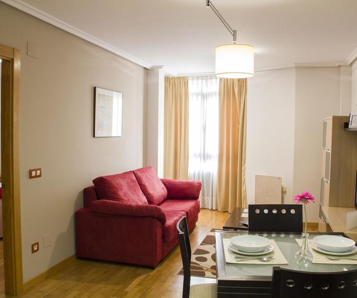 Salón Apartamento 2-4 pax.