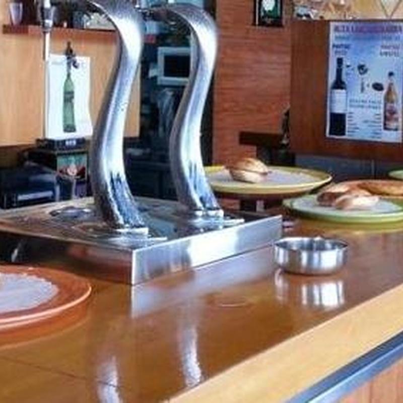 Desayunos: Especialidades de la casa de Cafetería Bayona