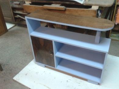 Muebles restaurados para clientes