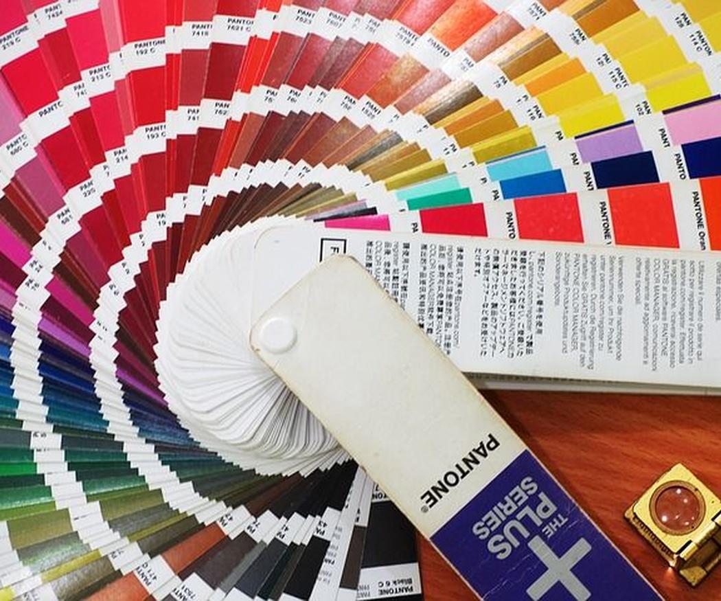 La importancia del color en el diseño gráfico