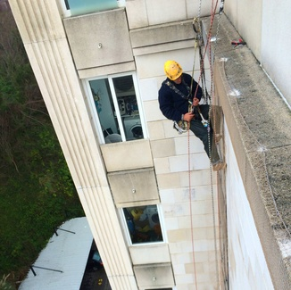 Reparar fachada Santander.