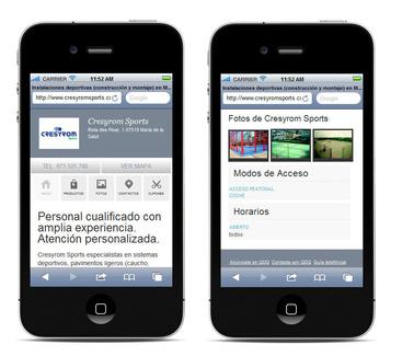 Responsive Web Design, disponible ya en las páginas web de las pymes