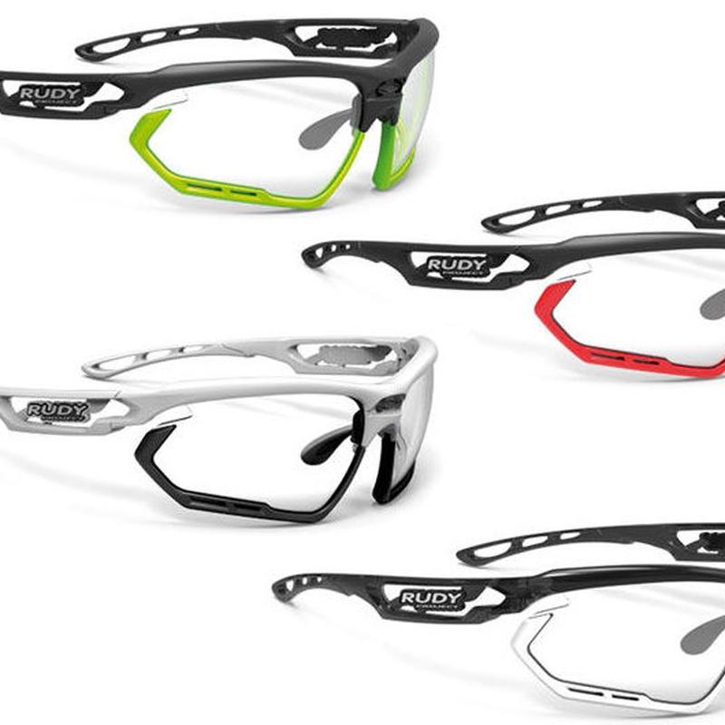 Gafas Rudy Projet