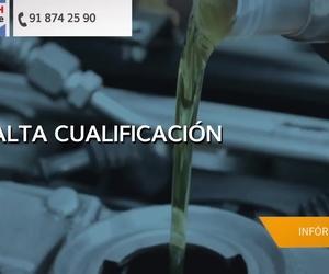Reparación de chapa y pintura en Villarejo de Salvanés: Talleres Automoción Mangudo
