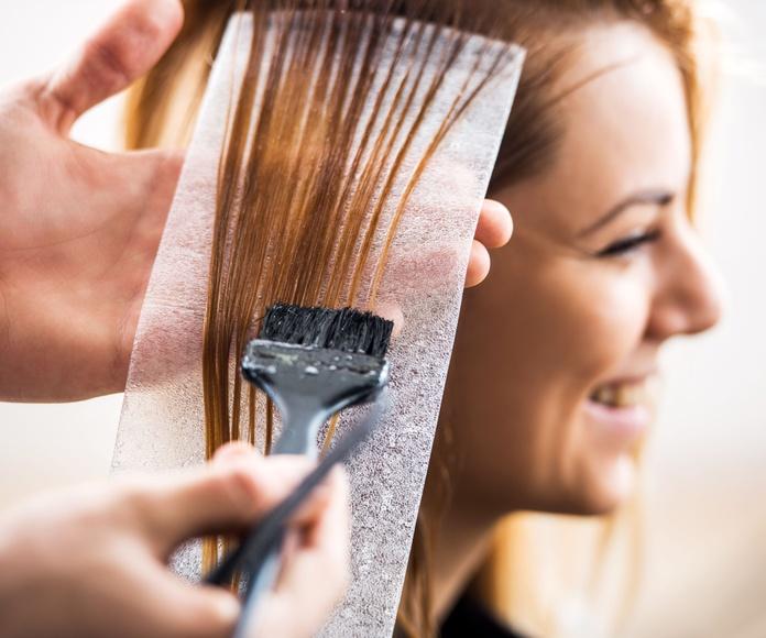 Peluquería: Servicios de Tulime Salón de Belleza