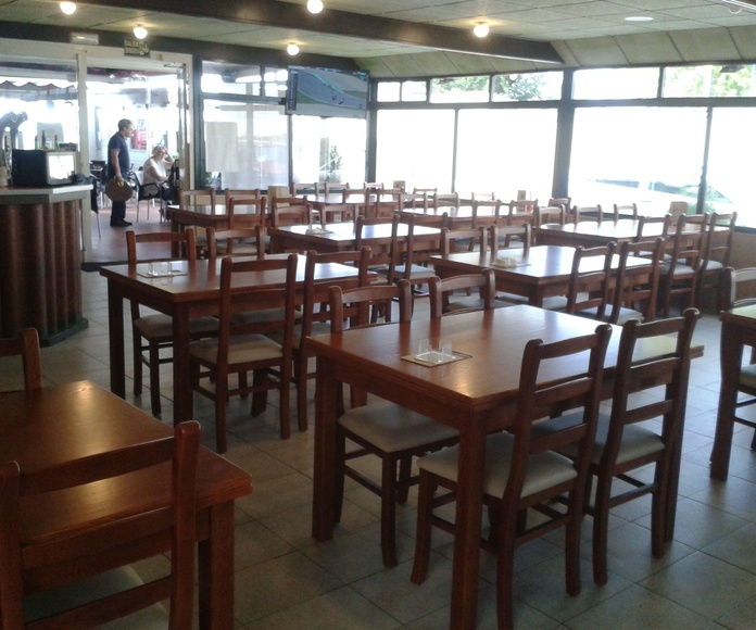Comedores: Carta y Servicios de Ondas de Canido