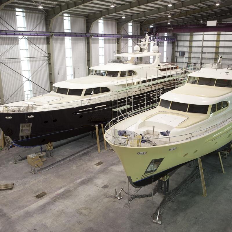 Construcción, reformas y mecánica náuticas: Servicios de Astillero Balear