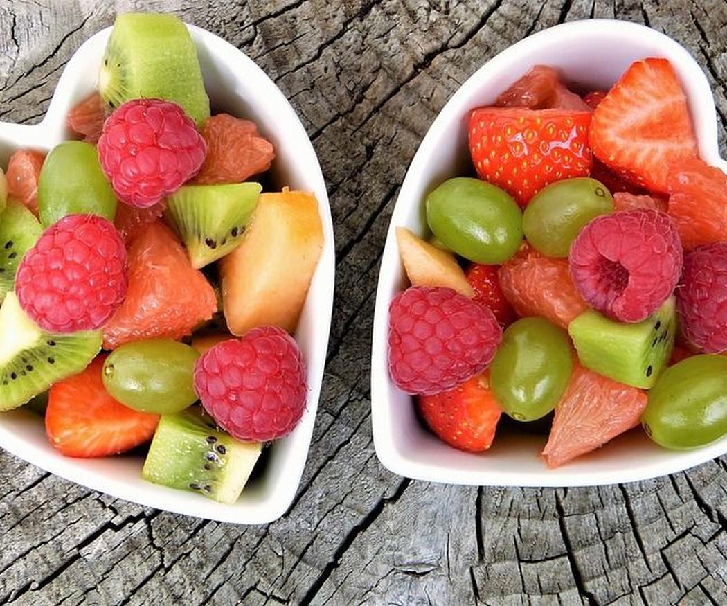 Las frutas y verduras más saludables para el verano