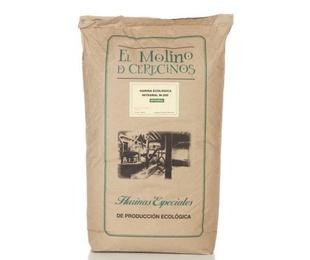 Harina de trigo ecológica integral W-200 25 kg