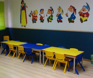 Escuela infantil Villaverde aula 2-3 años