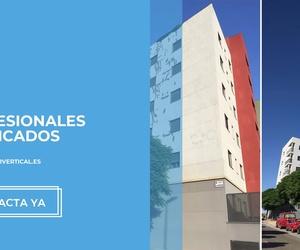Trabajos verticales en Zaragoza | Arastur Vertical