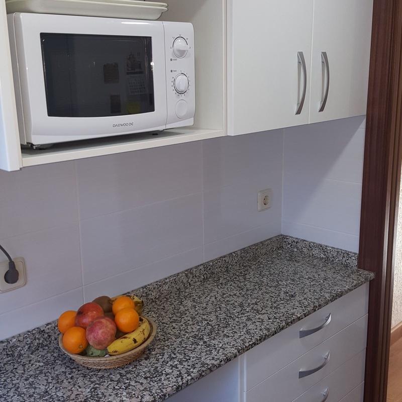 Reformas de cocinas: Trabajos de Multiasistencia Huete