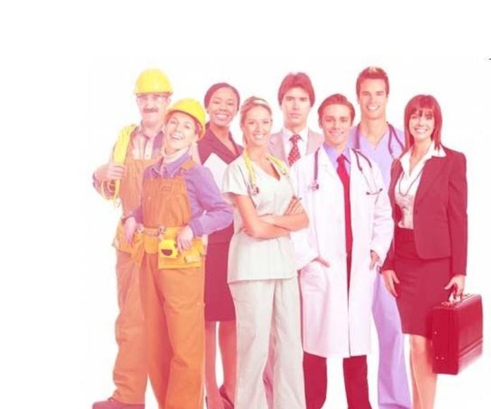 Uniformes de trabajo: Catálogo de Álvaro Uniformes