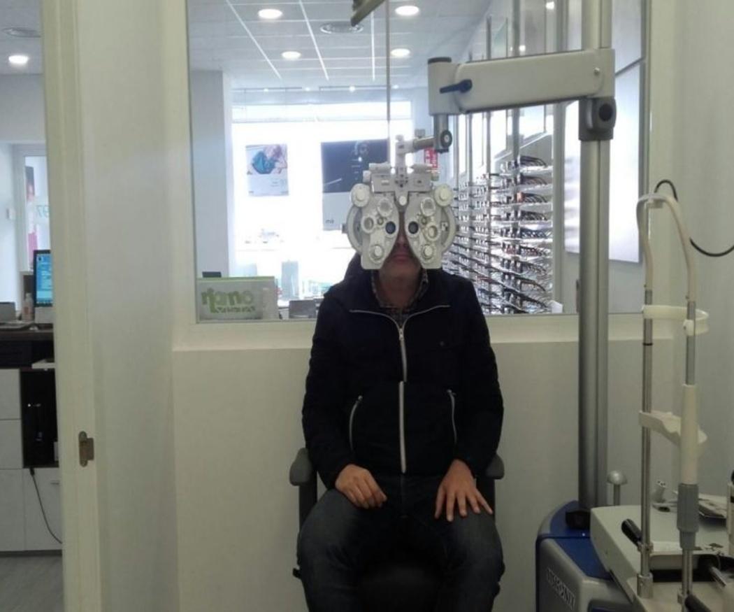 La importancia de revisarte la vista