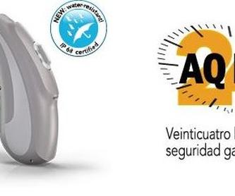 Filtro CSR: Catálogo de Centro Óptico y Auditivo Rufo