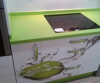 Tarima flotante: Productos y servicios de Cocinas Houston