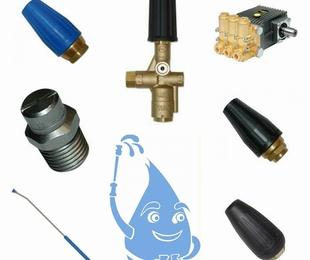 Repuestos y accesorios de alta presión