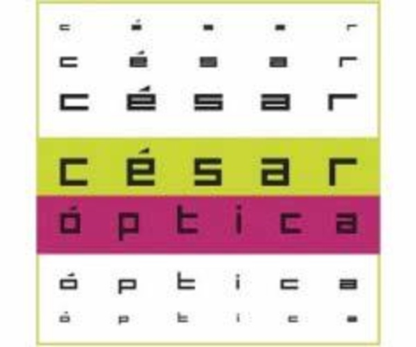 Ópticas en Zaragoza | Óptica César