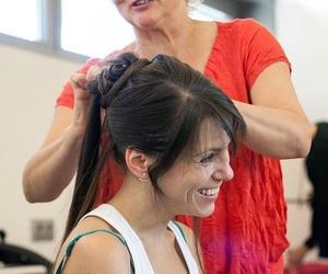 Academia de peluquería de Pilar Auguet en Girona
