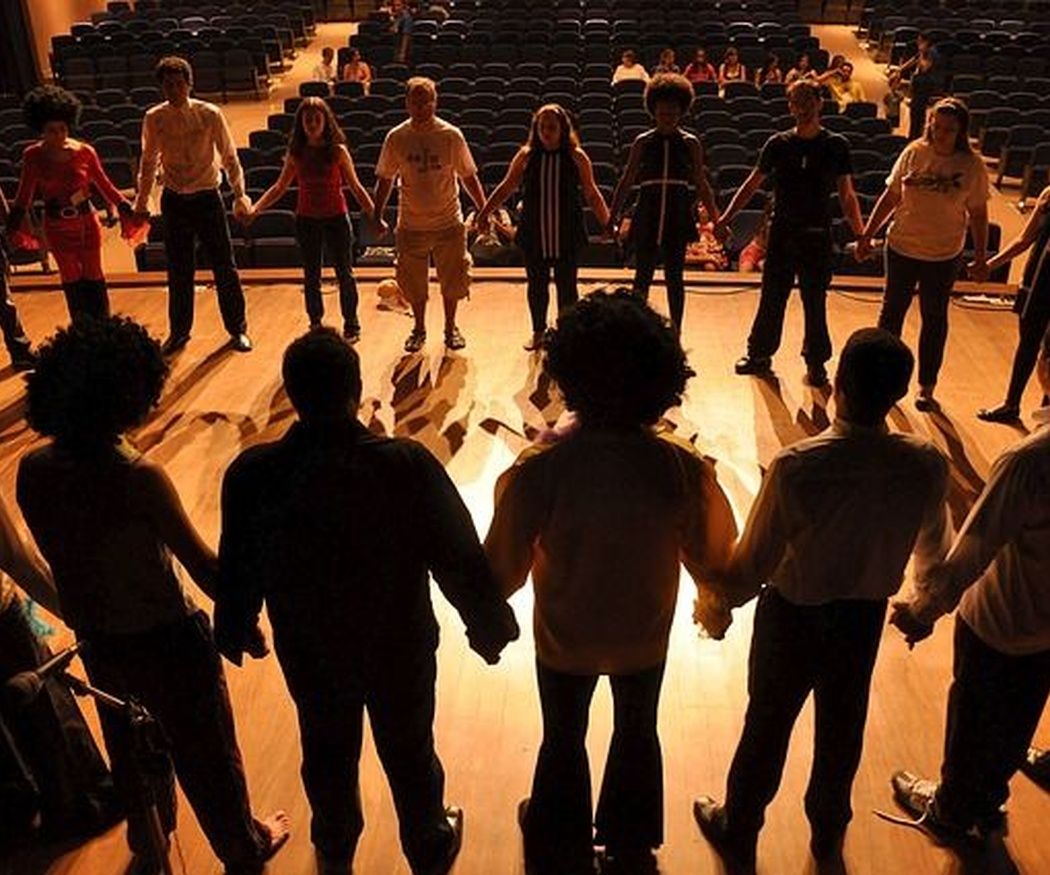 El baile como ritual