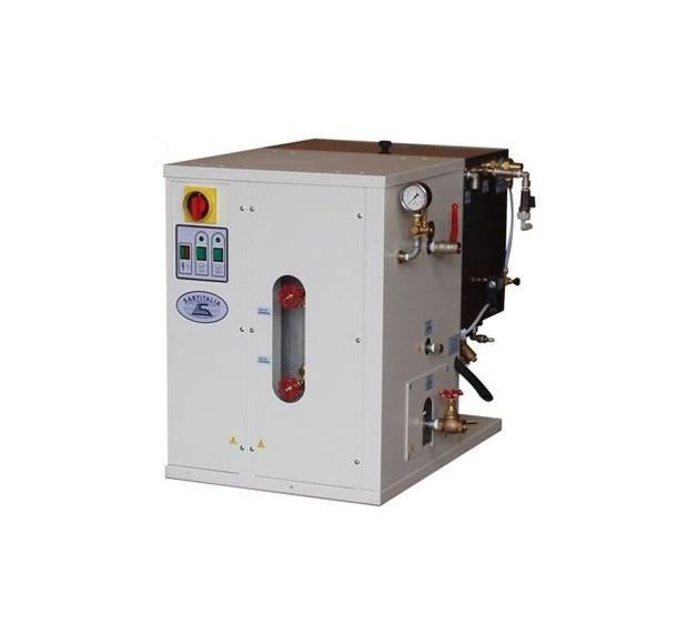 Generadores de vapor: Servicios y máquinas de Seco y Espuma