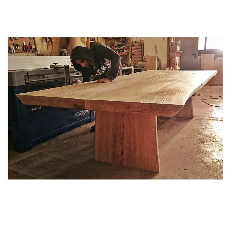 PFF. 045 · Mesa roble grande: Muebles de Paletto´s Furnature