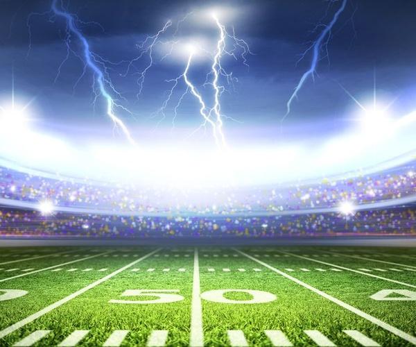 Soluciones contra el rayo en zonas deportivas en Terrassa