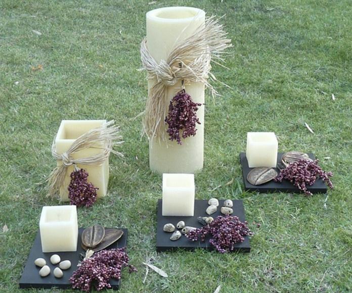 Detalles para ceremonias y eventos
