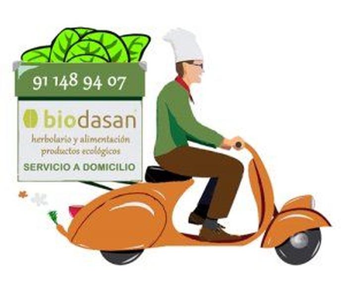 Servicio a domicilio: Servicios de Biodasan