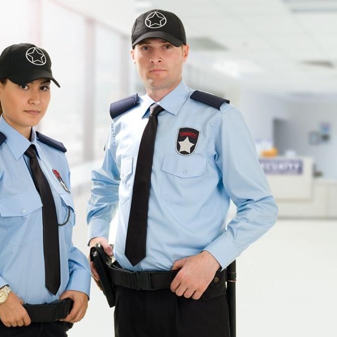 Vigilantes de seguridad, imprescindibles para la tranquilidad de una urbanización