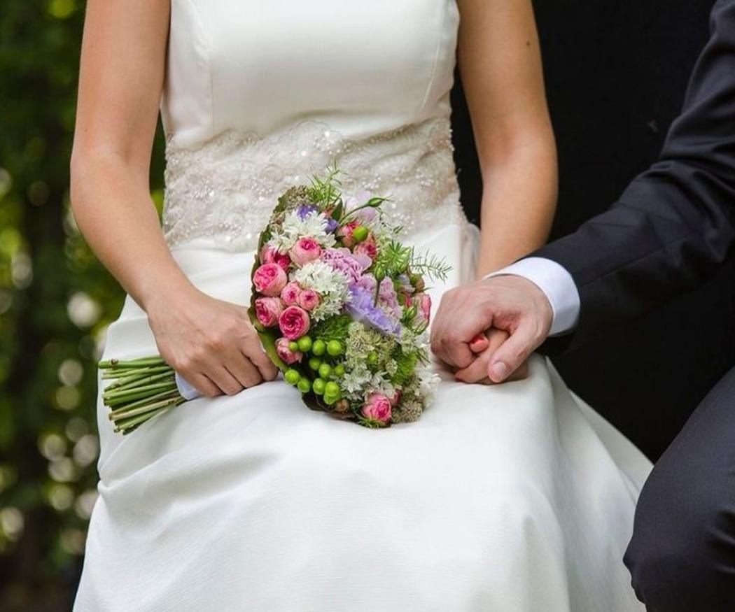Tipos de ramos de novia