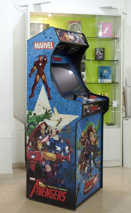 Máquina Arcade para particulares