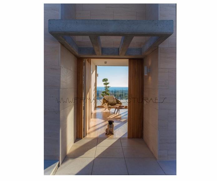 K House  www.architectsitges.com: Proyectos  architectsitges.com de FPM Arquitectura