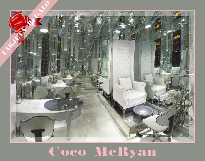 Tarjeta Regalo: Productos y Servicios de Coco McRyan