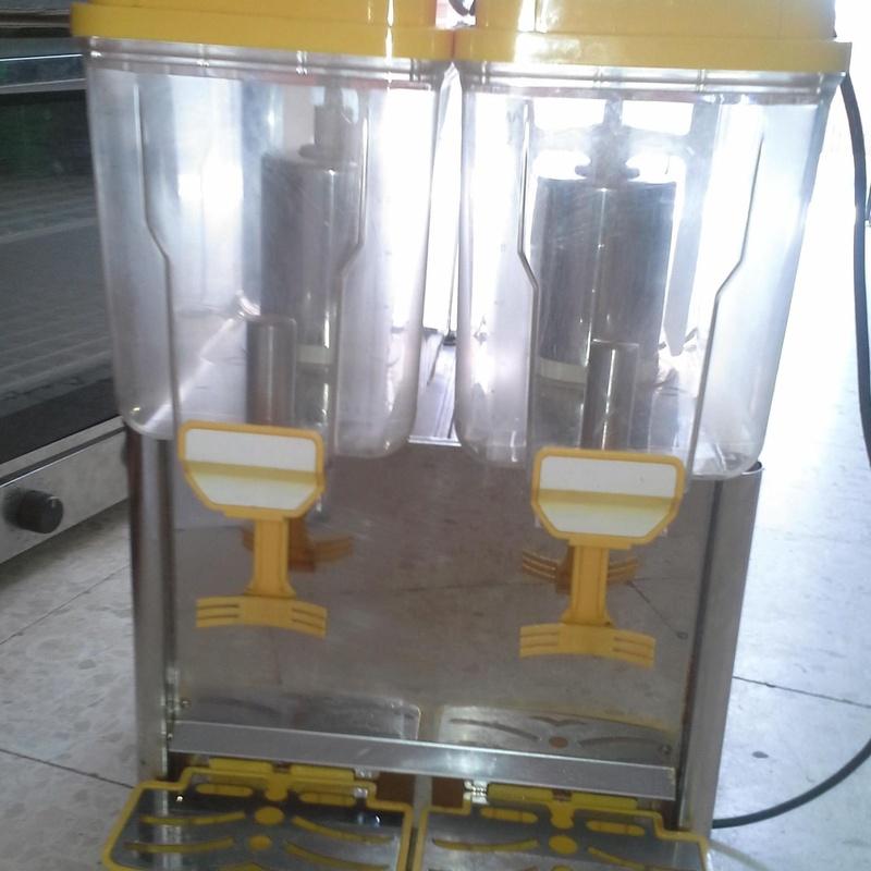 Dispensador de zumos.: Catálogo de Jedal Alquileres