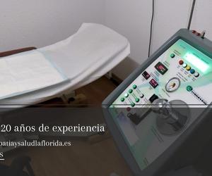 Osteopatía y homeopatía en Madrid centro | La Florida