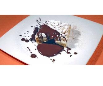 Menú Banquetes  A: Cartas y menús de Restaurante Artebakarra