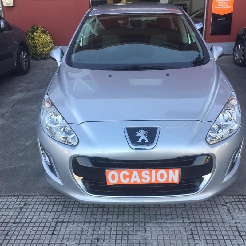 Peugeot 308 1.6HDI 111CC 6 Velocidades: Vehículos de ocasión de OCASIÓN A LAGOA