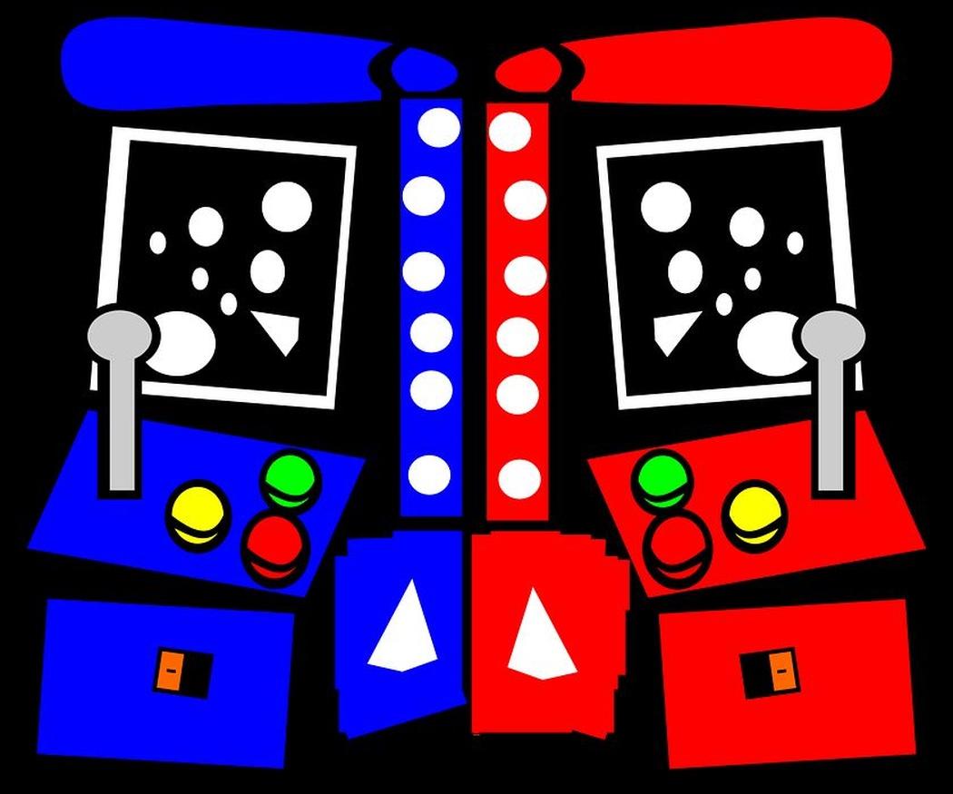 Marcar la diferencia con una máquina arcade en tu evento