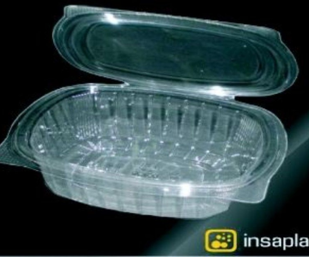Ventajas de las tarrinas de plástico para alimentación