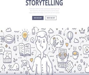 El storytelling también llega a la cartelería