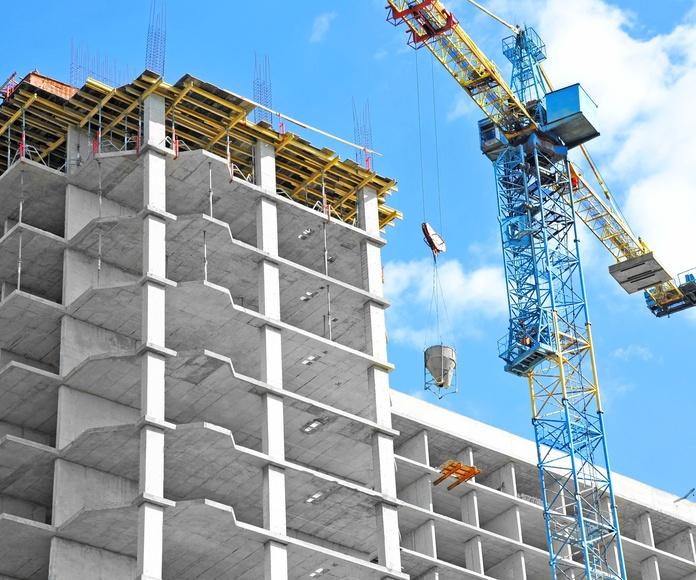 Construcción de obra nueva: Servicios de Construforma Águila