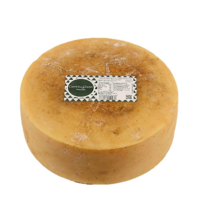 Capricho da Chaira Queso curado con leche semidesnatada: Productos de Manxares da Chaira, S.L.