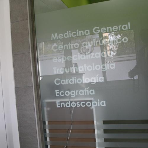 Centro quirúrgico de referencia en la zona