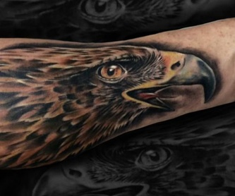 Realismo: Trabajos de Ink Heart Tattoo