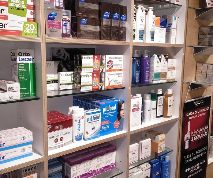 Diagnóstico capilar: Productos y servicios de Farmacia Zabala Peña
