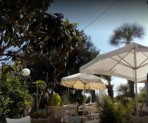 restaurante con piscina Font del Molí