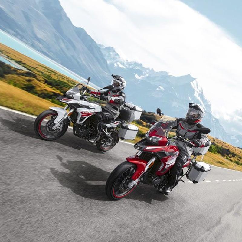 TRK 251: Motos de Moto Sport Lleida